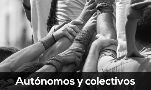 Autónomos y colectivos