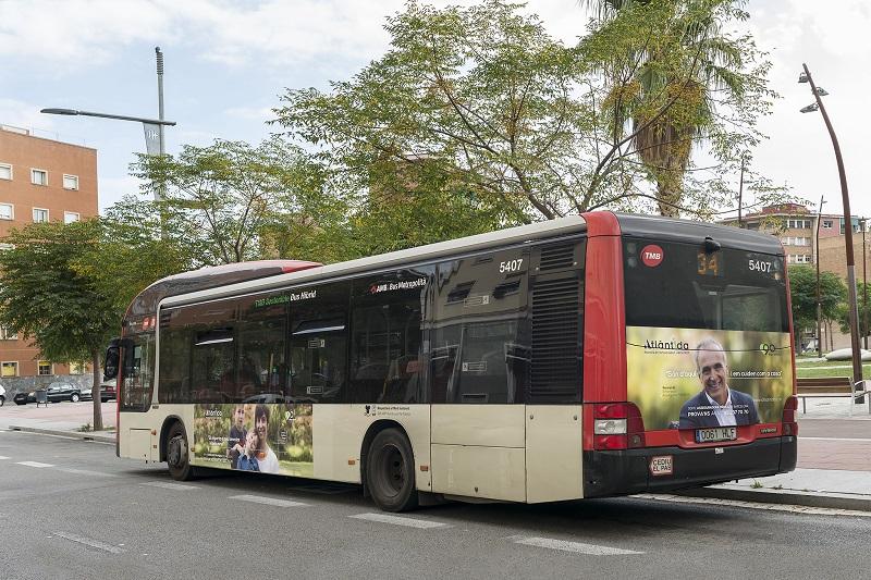 Autobús Atlàntida 2017