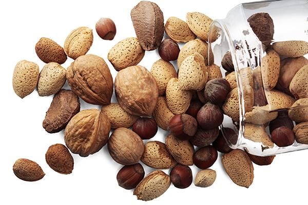 fruits secs i envelliment