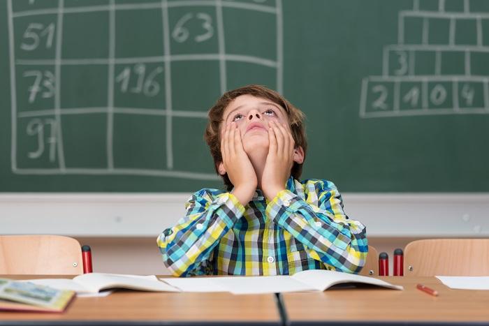 estrès nens escola. Ansietat i qualitat de vida