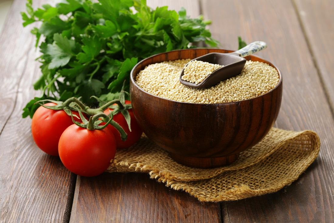 quinoa aliment per a les intoleràncies alimentàries