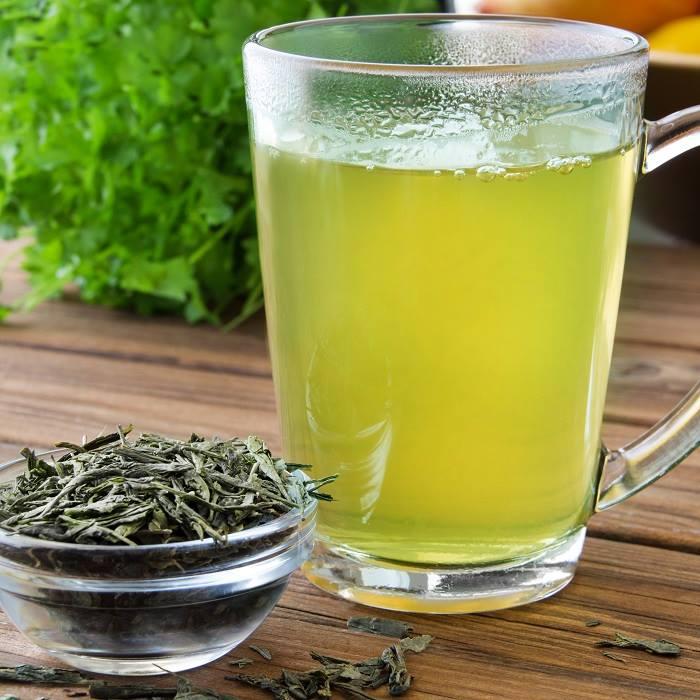 Beneficis del té verd per la salut de la boca