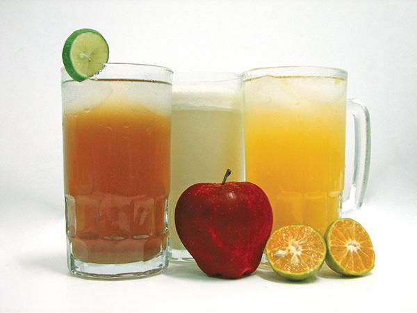 sucs i liquats en una dieta depurativa