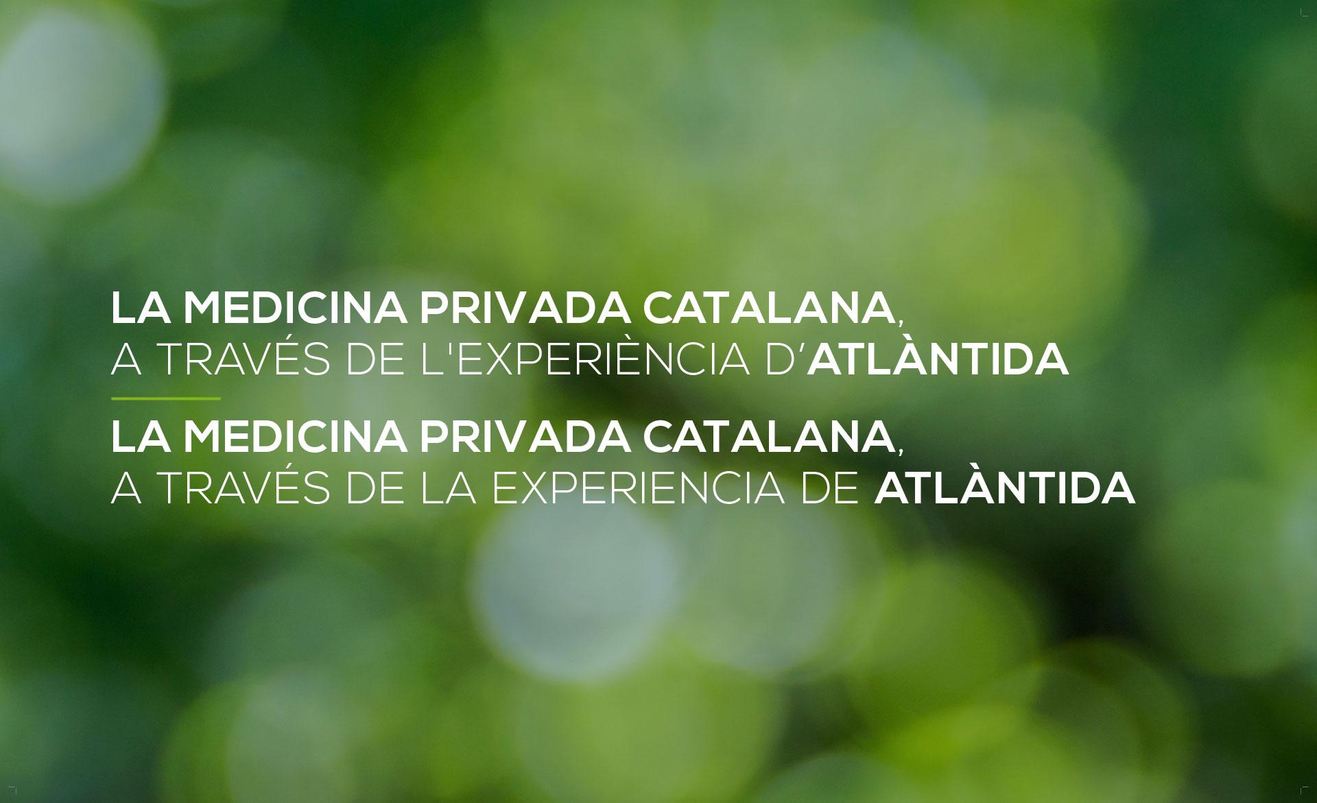 història de la medicina privada catalana